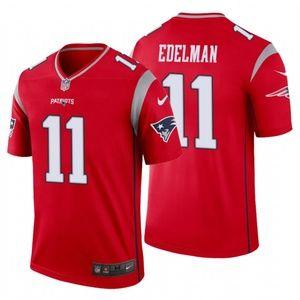 Men Julian Edelman #11 New England Patriots Jersey